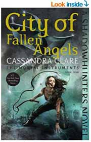 the mortal instruments order of books