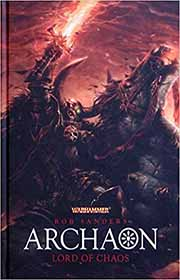 Warhammer fantasy novels