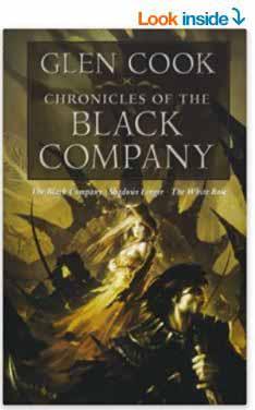 black company books