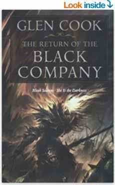 black company reading order