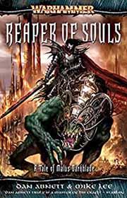Malus Dark Blade novels