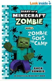 Diary of a Minecraft Zombie book 6