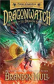 Dragonwatch book 5