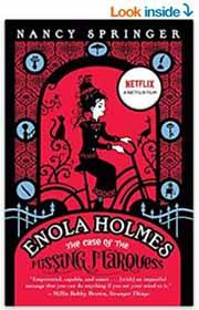 Enola Holmes book 1