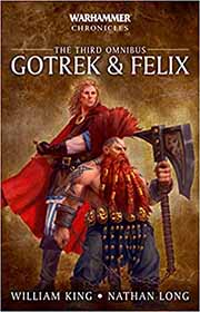 gotrek and felix books