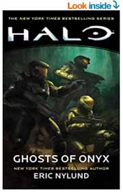 Halo book order