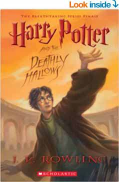 harry potter book series order