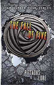 I Am Number Four book 4