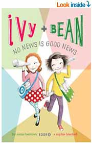 ivy and bean reading level