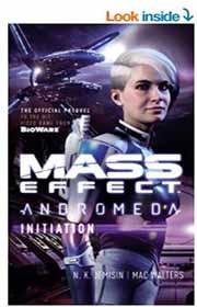 mass effect books