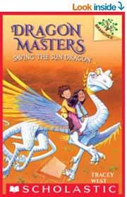 dragon masters books