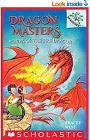 dragon masters book series
