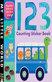 best reusable sticker books for toddlers