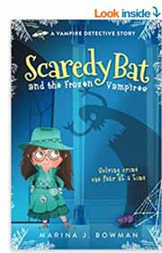 scaredy at book series