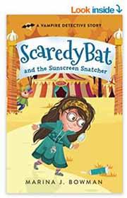 scaredy bat series order