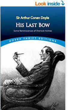 arthur conan doyle novels in order