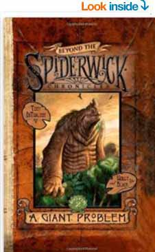 spiderwick book