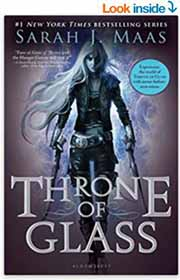 throne of glass series order