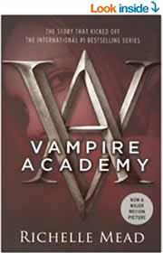 Vampire Academy book 1