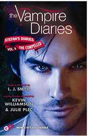 vampire diaries book series reading order