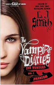 lj smith vampire diaries reading order