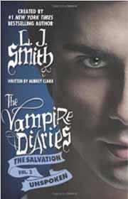 vampire diaries books in reading order