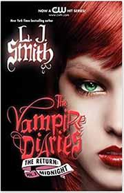the vampire diaries book series reading order