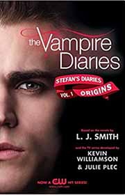 vampire diaries books in order