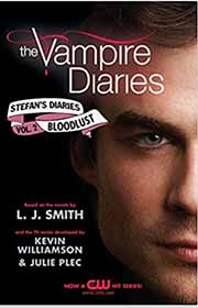 the vampire diaries books in order to read