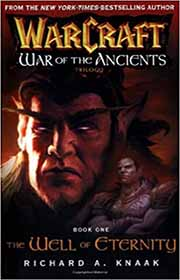 world of warcraft novels