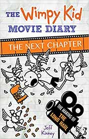 Diary of a Wimpy Kid book 17